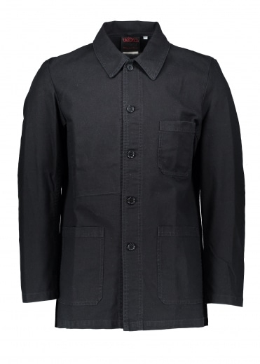 Vetra Workwear Jacket - Black