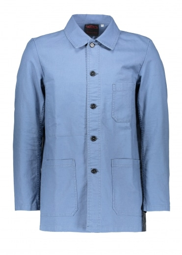 Vetra Workwear Jacket - Blue / Grey