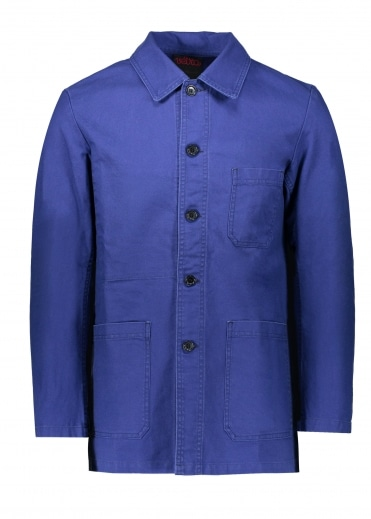 Vetra Workwear Jacket - Hydrone Blue