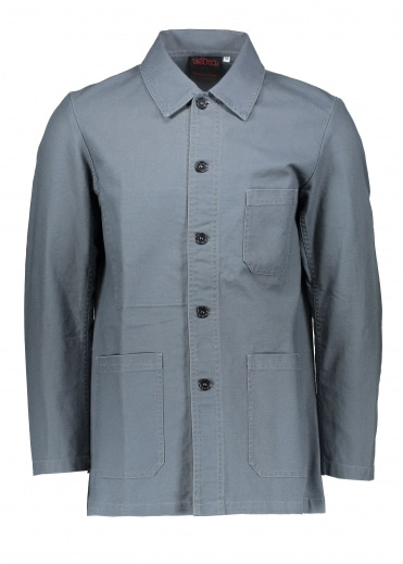 Vetra Workwear Jacket - Steel