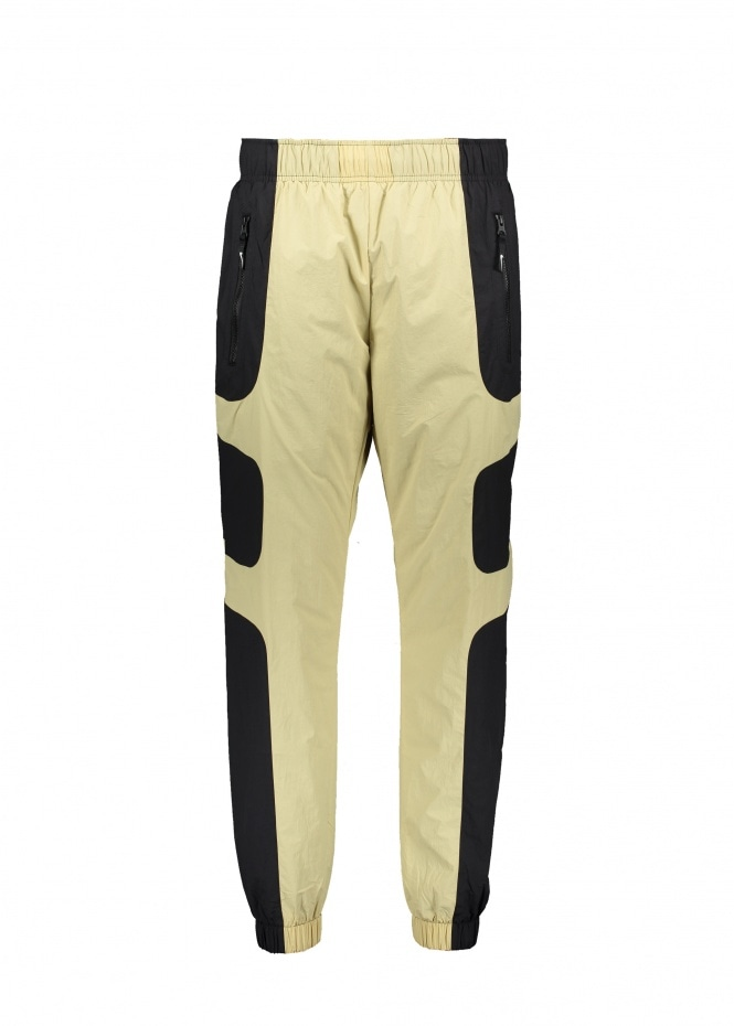 Woven Pants - Black / Team Gold