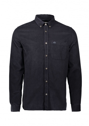 Lacoste Woven Shirt - Meridian Blue