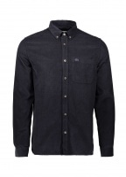 Woven Shirt - Meridian Blue