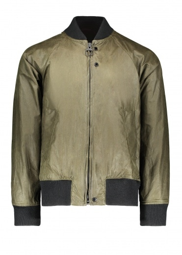 Barbour x Engineered Garments Dumbo Wax Archive - Olive