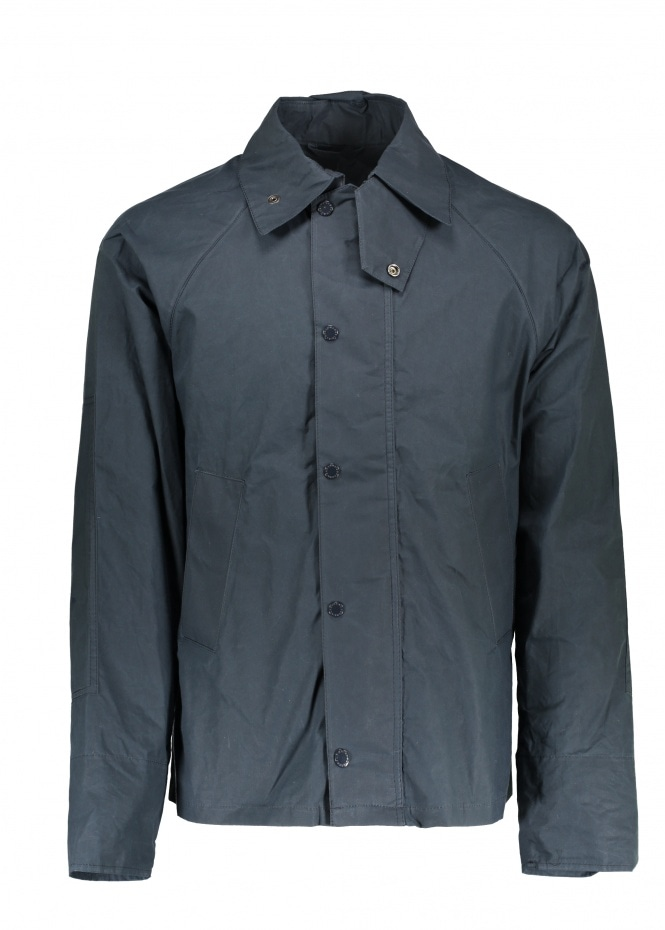 x Engineered Garments Unlined Graham Jacket - Navy