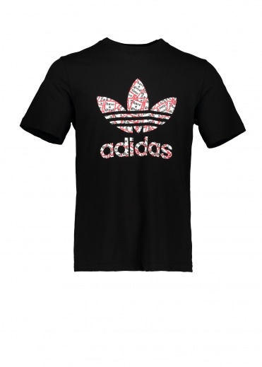 Adidas Originals Apparel x Have A Good Time SSL T-Shirt - Black