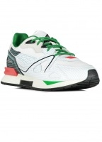 x Michael Lau Mirage Mox Trainers - White