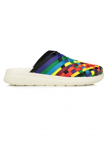 Malibu Sandals x Missoni Colony Nylon - Multi