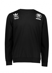 Adidas Originals Apparel x Neighborhood Commander Sweater NBHD - Black