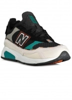 New Balance X-Racer - Black / Cream