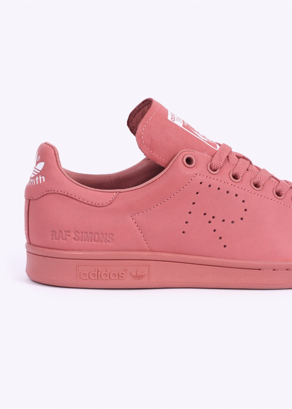 separation shoes 268af b6aca adidas Originals x Raf Simons Stan Smith - Ash Pink