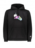 adidas Originals Apparel x Simpsons Squishee Hoodie - Black