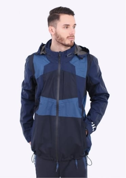 Adidas x White Moutaineering x White Mountaineering Shell Jacket - Navy