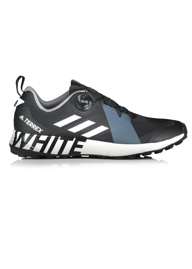 x White Mountaineering Terrex Two Boa - Black