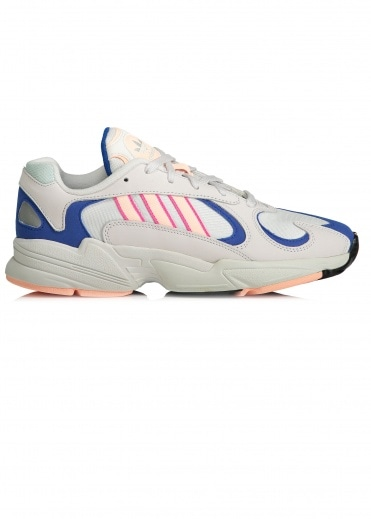 adidas Originals Footwear Yung-1 - Crystal White / Royal