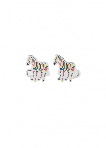 Paul Smith Zebra Cufflink