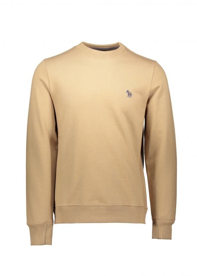 Paul Smith Zebra Logo Sweatshirt - Tan