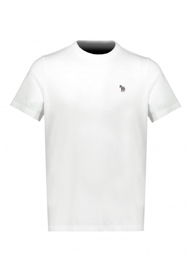 Paul Smith Zebra T-Shirt 01 - White