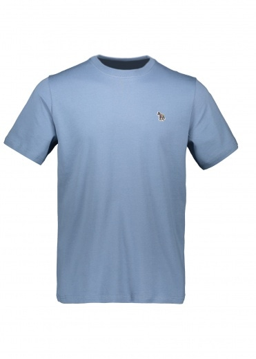 Paul Smith Zebra T-Shirt - Light Blue