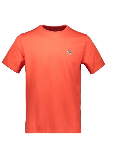 Paul Smith Zebra T-Shirt - Orange