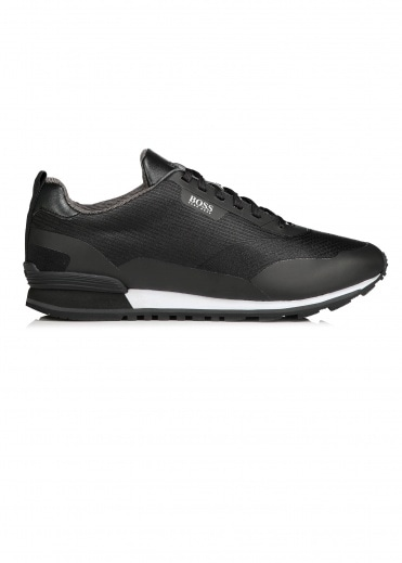 Hugo Boss Zephir Runn Jacq 001 - Black