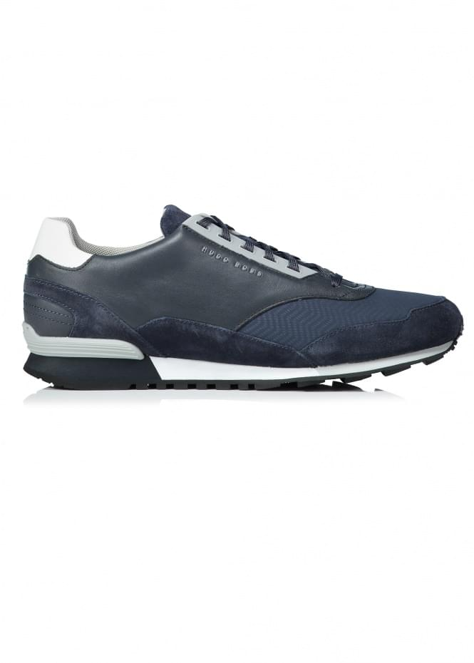 Hugo Boss Zephir Runn Track - Dark Blue