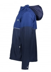 Zip Jacket - Navy Blue