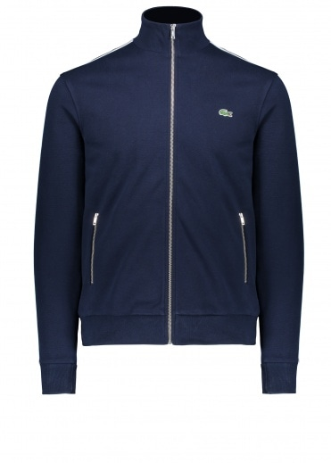 Lacoste Zip Jacket - Navy Blue