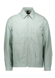 Paul Smith Zip Jacket - Pale Green