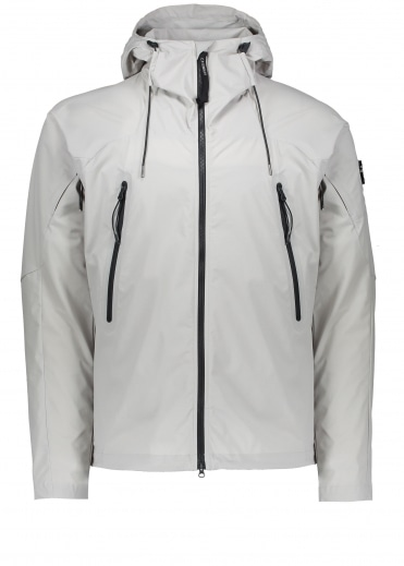 C.P. Company Zip Jacket - Paloma Grey