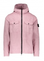 Zip Overshirt - Rose Quartz