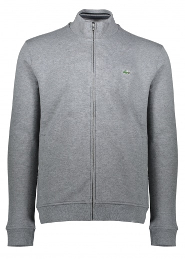 Lacoste Zip Stand up Collar Jacket - Galaxite