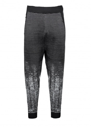 Adidas Originals Apparel ZNE Pulse Knit Pant - Black / White
