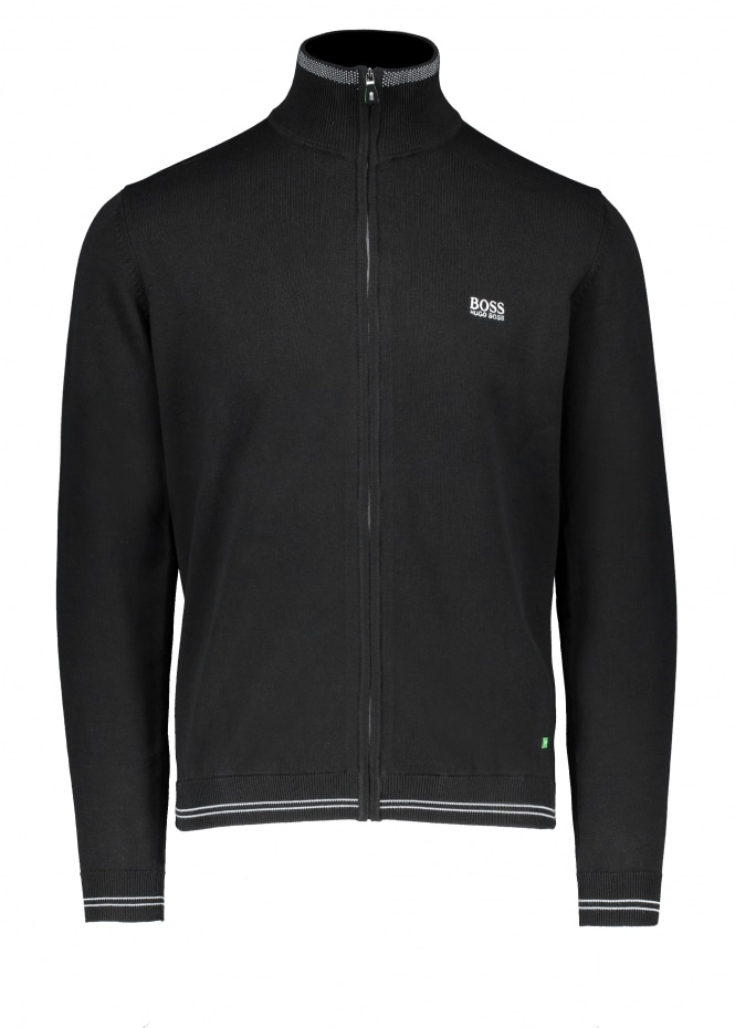 Hugo Boss Zome W17 Knitwear - Black